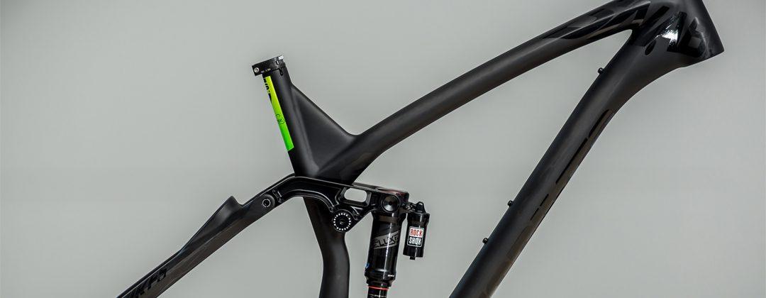 Rama NS Bikes Snabb Carbon 2017 – prezentacja