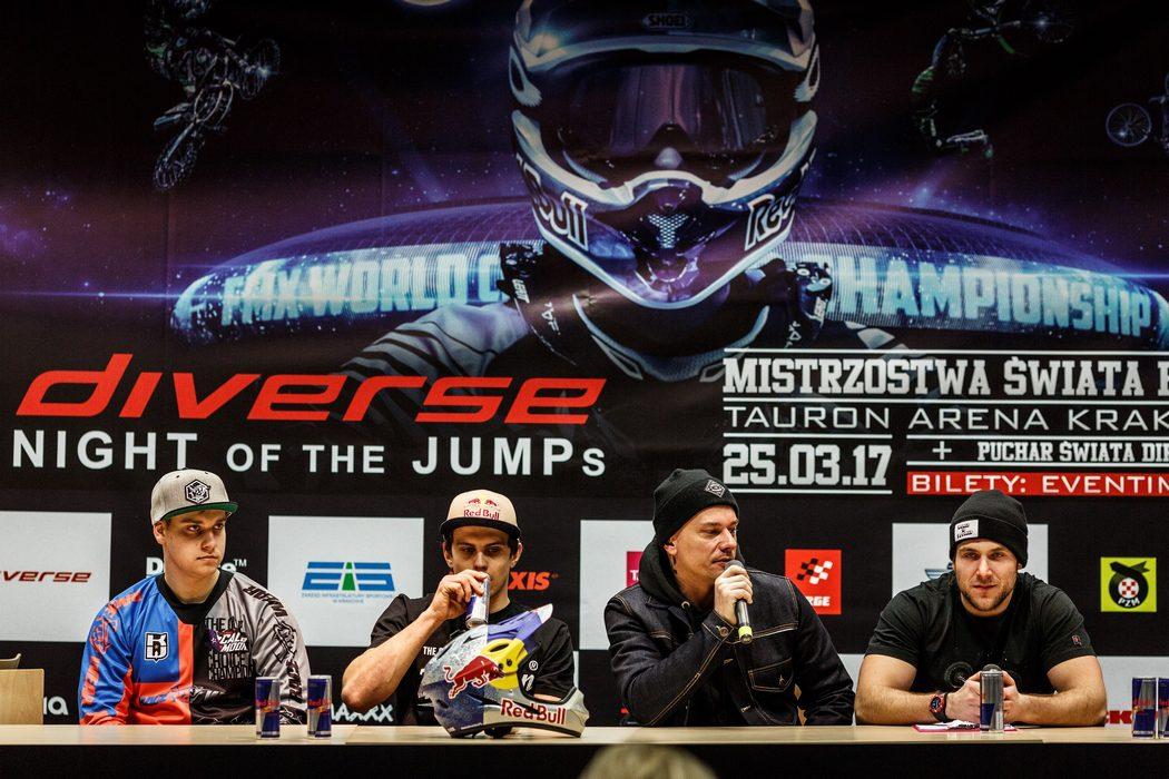 Mistrzostwa Świata FMX - Diverse NIGHT of the JUMPs, powracają w zupełnie nowej odsłonie