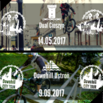 Dual Cieszyn i Downhill City Tour 2017