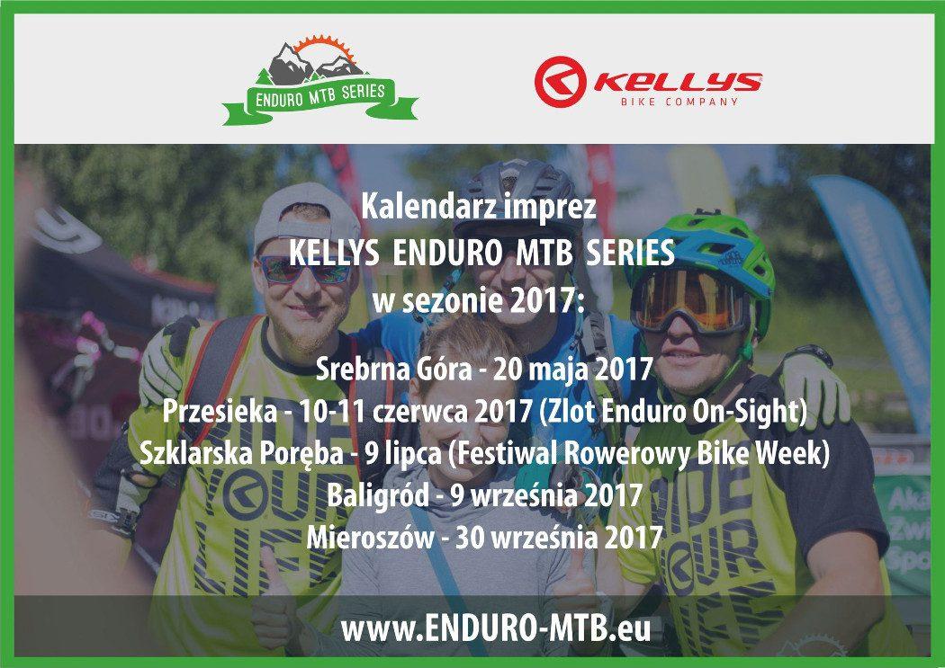 Ruszają zapisy na I edycję Kellys Enduro MTB Series