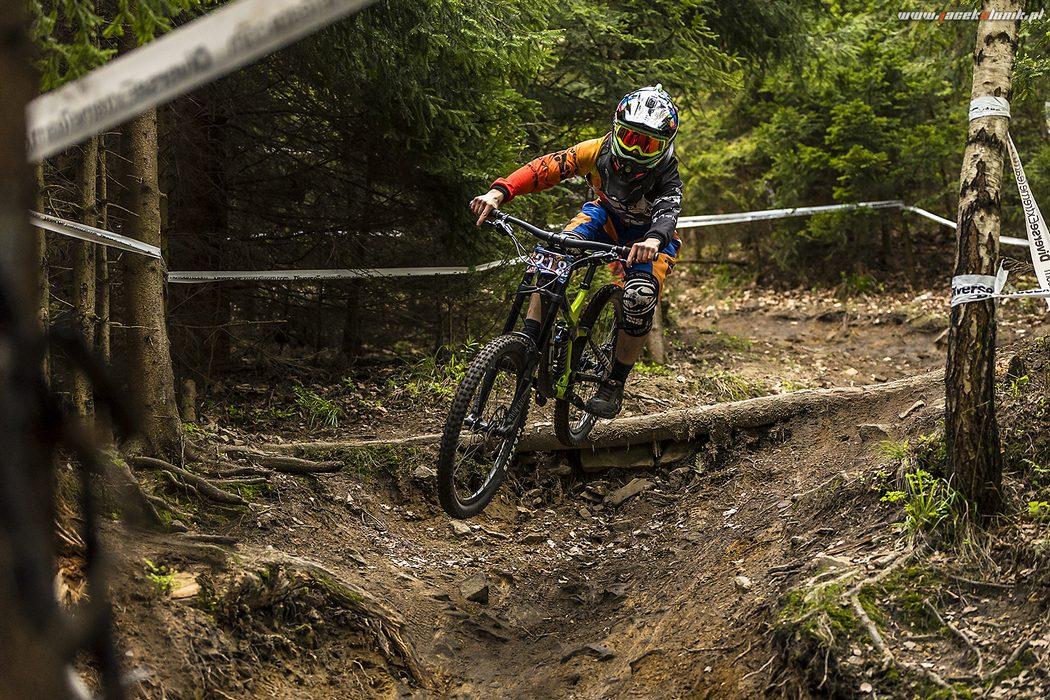 Rozpoczęcie sezonu rowerowego z Local Series of Downhill w Koninkach!