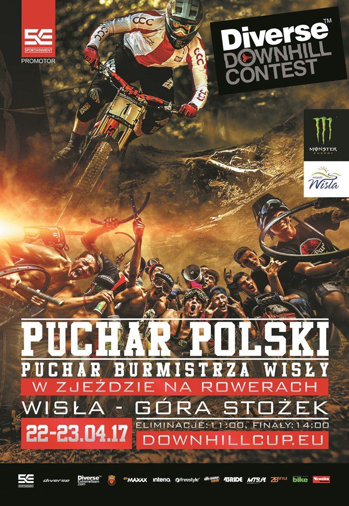 Diverse Downhill Contest: trasy Pucharu Polski muszą być trudne