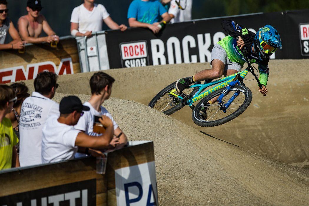 Crankworx Innsbruck 2017: Chaney Guennet i Caroline Buchanan najszybsi na pump tracku