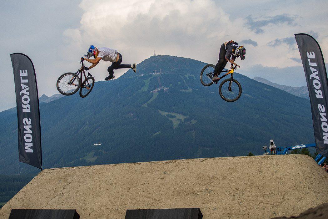 Crankworx Innsbruck 2017: Tomas Lemoine wygrywa Mons Royale Dual Speed and Style