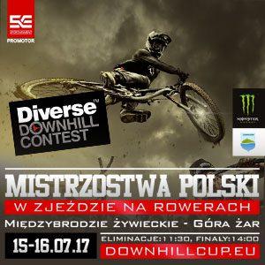 Mistrzostwa Polski DH 2017