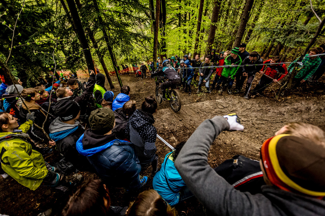 Diverse Downhill Contest: trasa na Mistrzostwa Polski - video