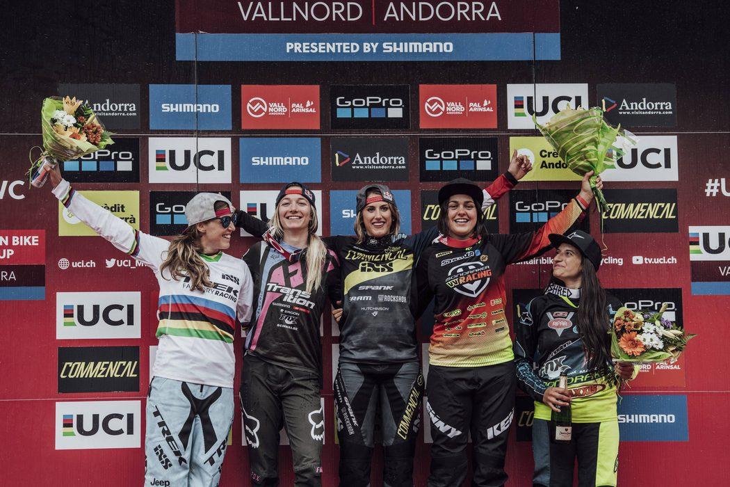Puchar Świata DH 2017 #4: Troy Brosnan i Myriam Nicole wygrywają w Andorze
