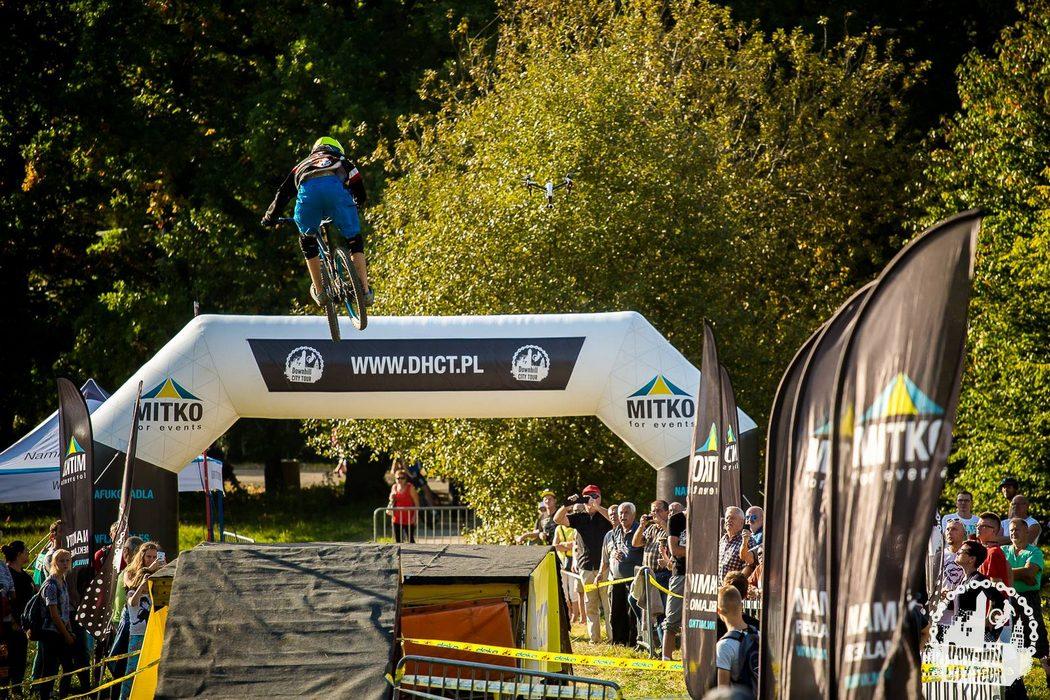 Finałowa edycja Downhill City Tour