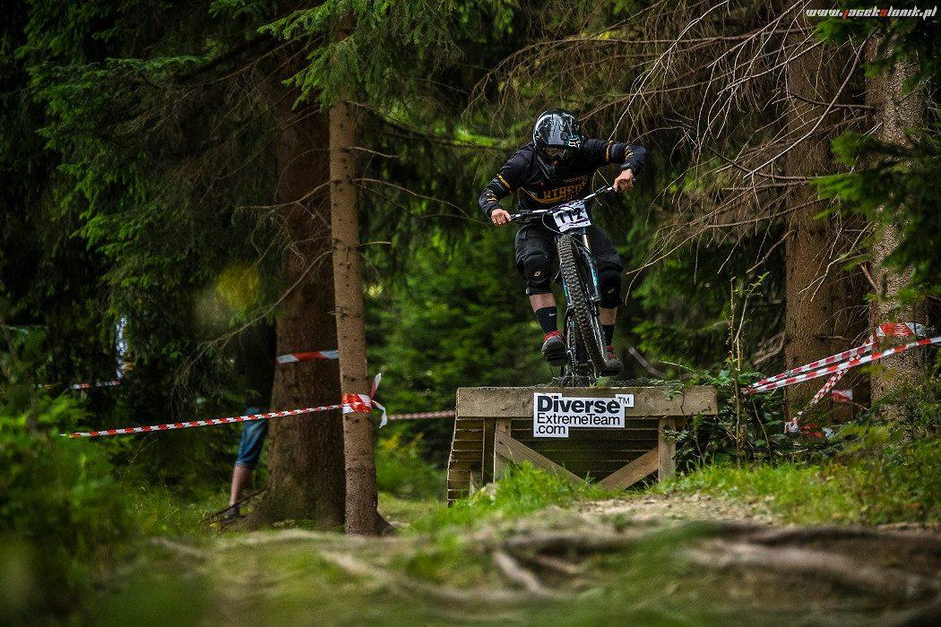 LSD Local Series of Downhill 2017 #3: błotny armagedon!