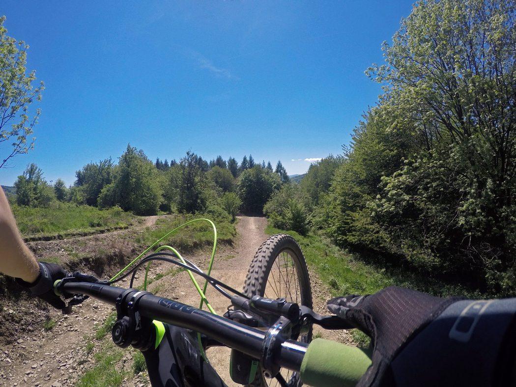 Karbonowa kierownica PRO Tharsis Trail