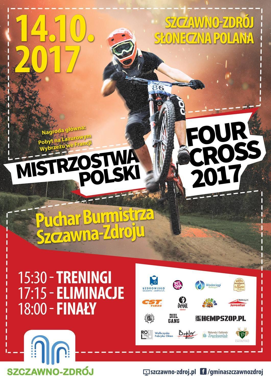 Zapraszamy na Mistrzostwa Polski 4X do Szczawna Zdroju!