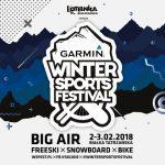 Garmin Winter Sports Festival 2018 – Jedyne takie zawody na świecie!